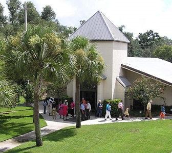 St. Mary of the Angels, Orlando