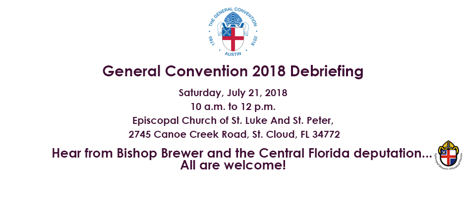 The Episcopal Diocese Of Central Florida